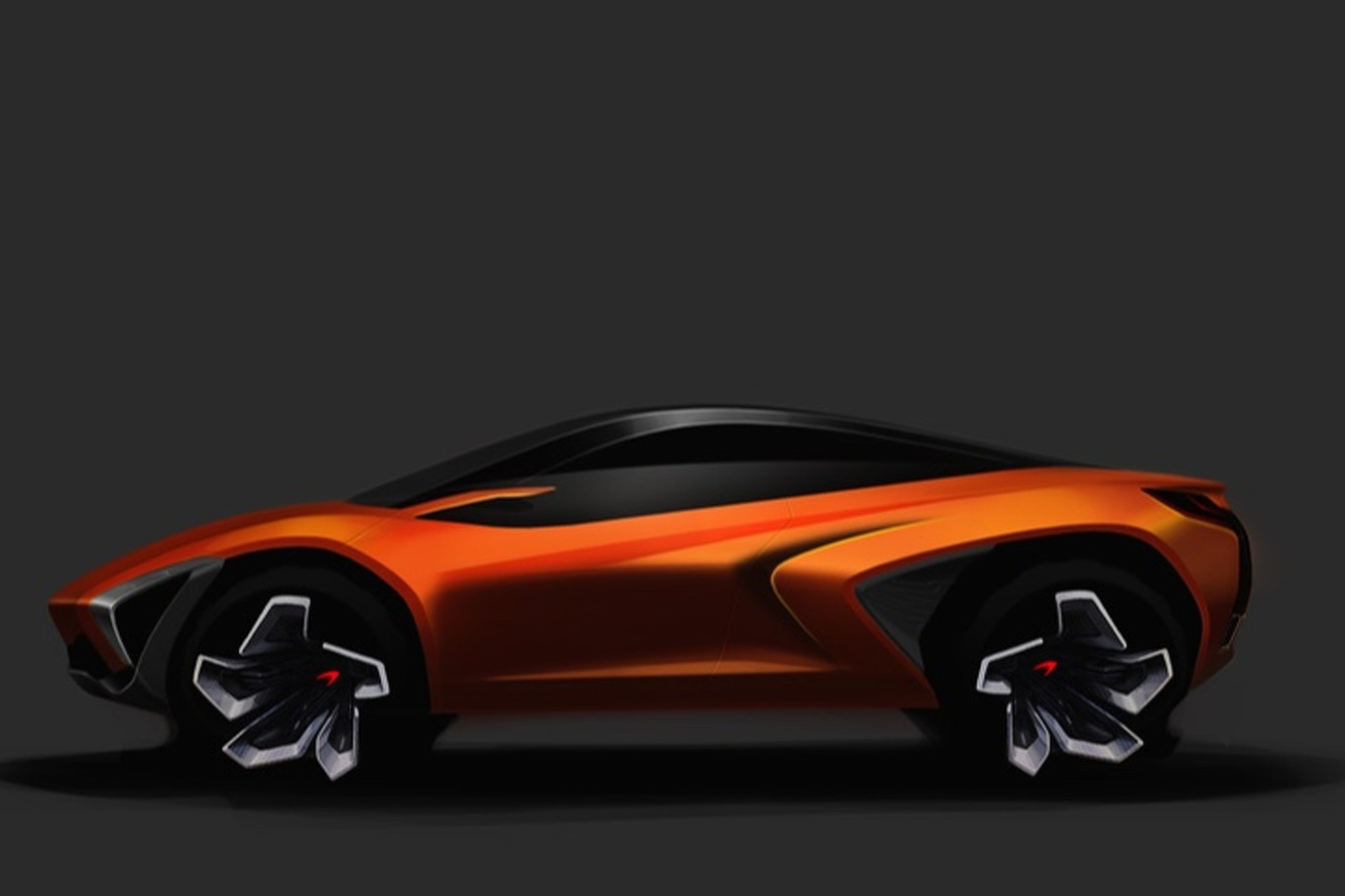 """A McLaren SUV Could Happen, But It Would Cost """"Millions and Millions"""