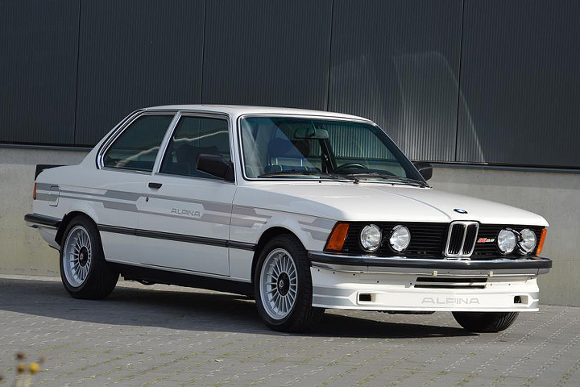 Be Different Drive This Rare Alpina B6 2 8