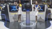 Goodyear unveils the unique Eagle-360 spherical tire [video]