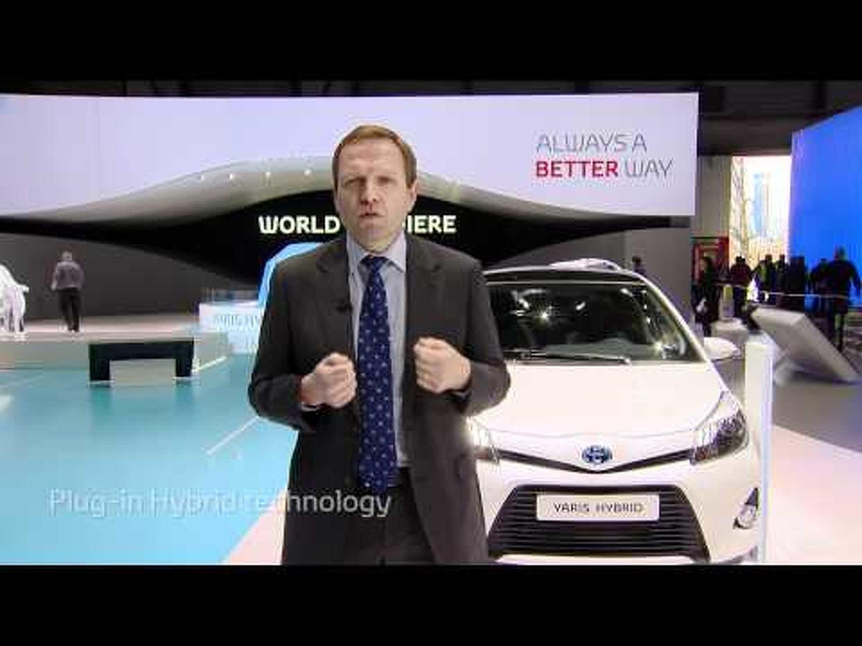 2012 Geneva MS - Toyota Stand highlights