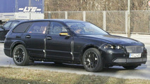 2010 BMW 5 Series Wagon Spy Photos