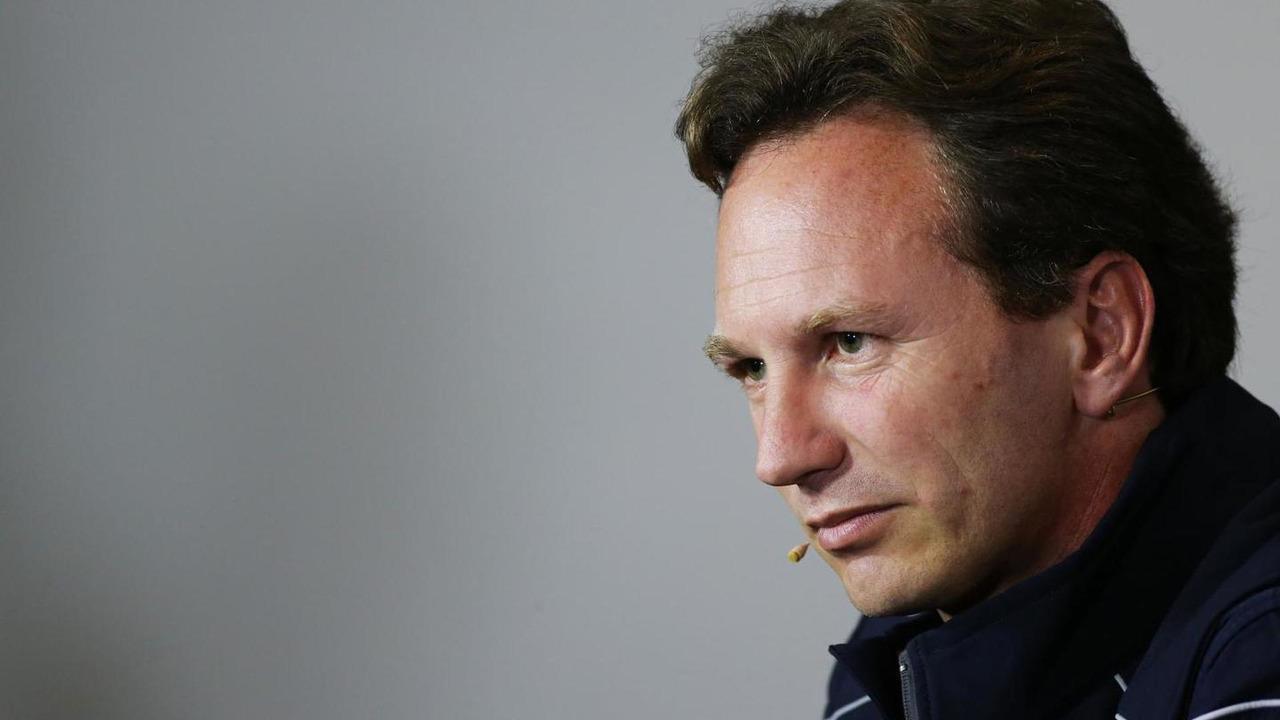 Christian Horner (GBR) Red Bull Racing Team Principal