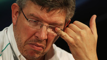 Mercedes confirms Brawn exit