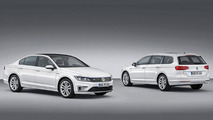 Volkswagen Passat GTE Sedan starts from €44,250 in Germany; Variant costs €45,250