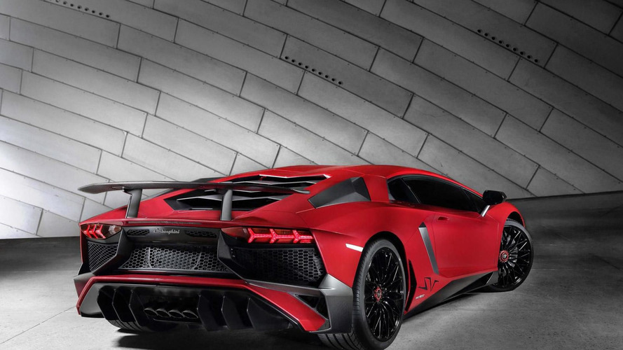 Lamborghini Aventador Superveloce sprint test [video]