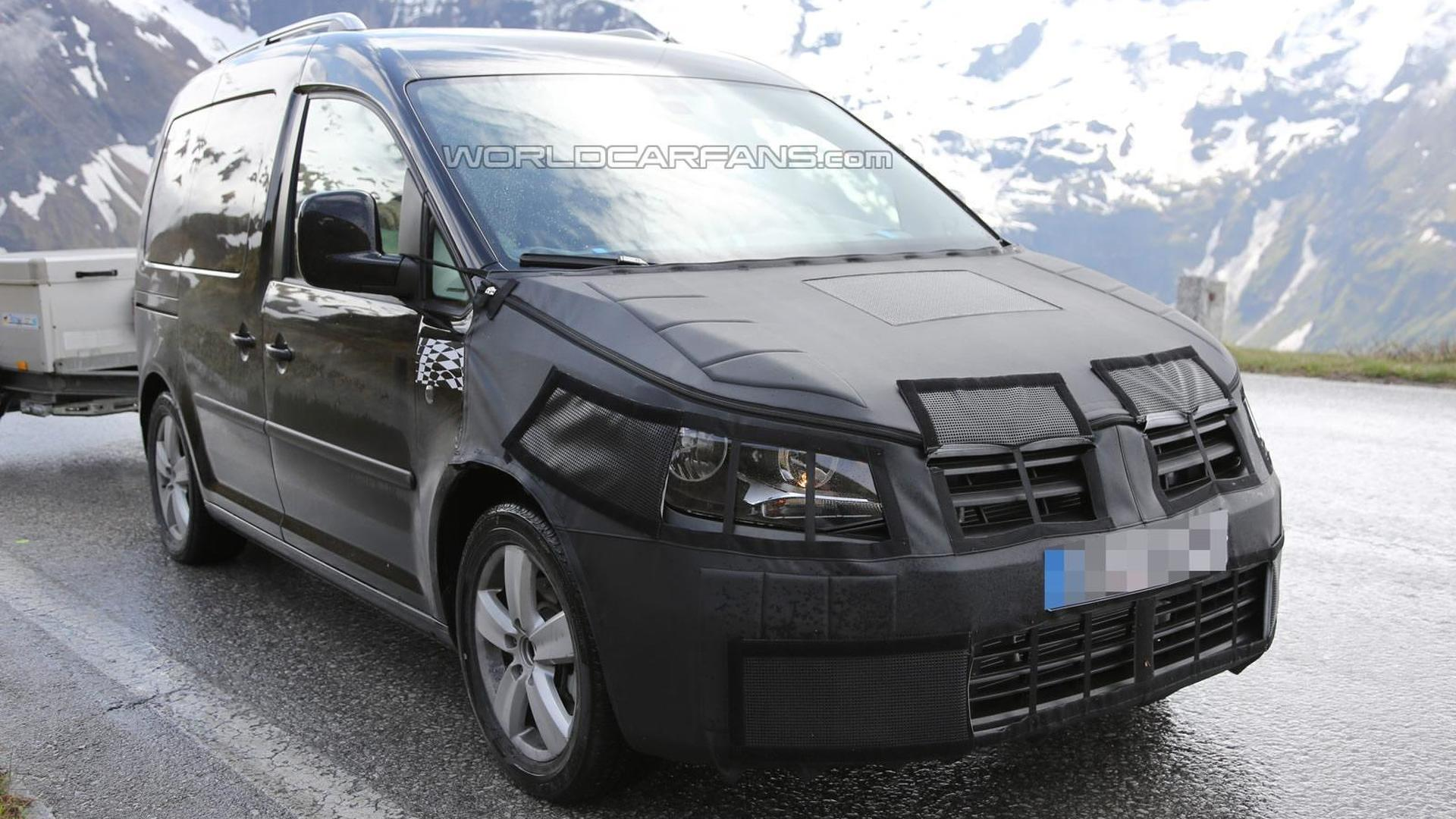 Volkswagen could offer the Caddy & Crafter in the United States