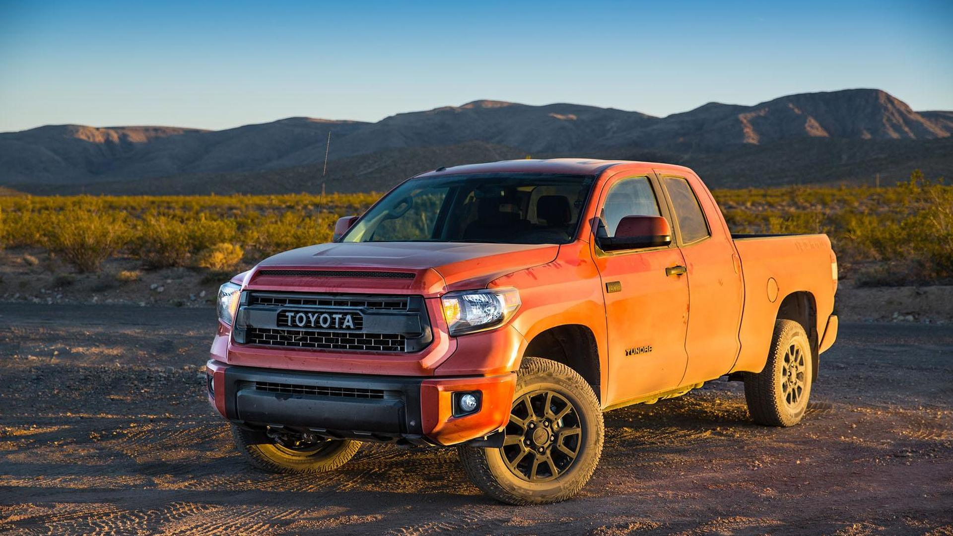 2015 Toyota Tundra TRD Pro pricing announced