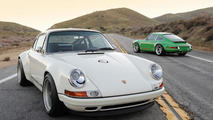 Singer teams up with Cosworth for retro Porsche 911s