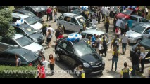 Carro brasileiro a preço de banana... na Bolívia!