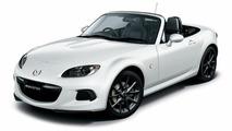 2013 Mazda MX-5 facelift officially announced