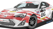 Toyota headed to Britcar 24 Hours with new GT 86 racer