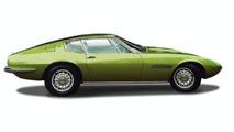Maserati History: 1967 Ghibli