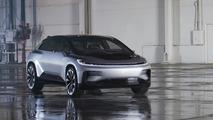 Faraday Future répond à Tesla sur Twitter et promet de meilleures performances