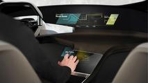 BMW présente une planche de bord innovante