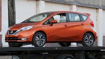 2017 Nissan Versa Note spy photo