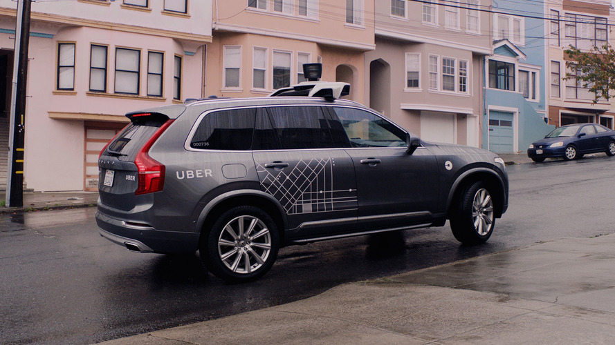 Volvo, Uber expand self-driving trials to San Francisco