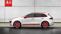 Porsche Cayenne Vantage 2 Red Dragon by TopCar