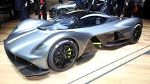 Aston Martin Valkyrie in Geneva