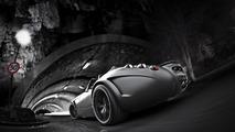 Photo Appreciation: Wiesmann MF5 V10 Black Bat