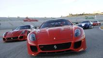 Ferrari to auction 599XX Evo for earthquake victims