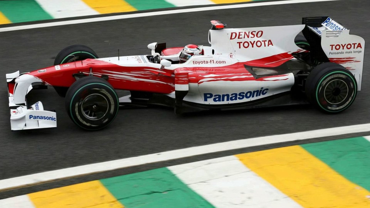 Toyota to feature on FIA 2010 entry list