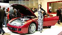 Ferrari 599 GTB Fiorano at Geneva
