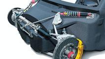 Carrera GT push-rod front suspension