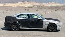 Genesis G70 Spy Photos