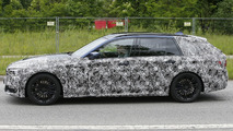 Next-generation BMW 5 Series spy photo