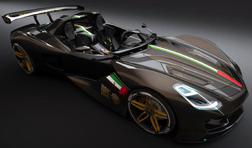 Dubai Roadster Could Arrive in 2015