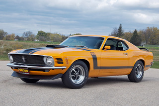 The Original Ford Boss 302 Engine Made Mustang Fans Drool