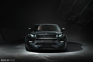 HAMANN Range Rover Evoque, Now With More Evocativeness