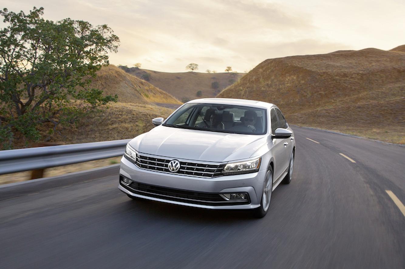 2016 Volkswagen Passat First Drive