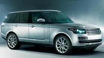 2013 Range Rover grabs Paris attention