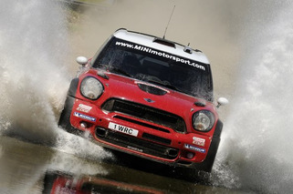 MINI Dropping Out of WRC