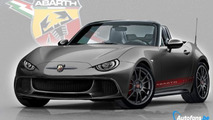 Fiat 124 Spider heading to Los Angeles Auto Show in November with unique design
