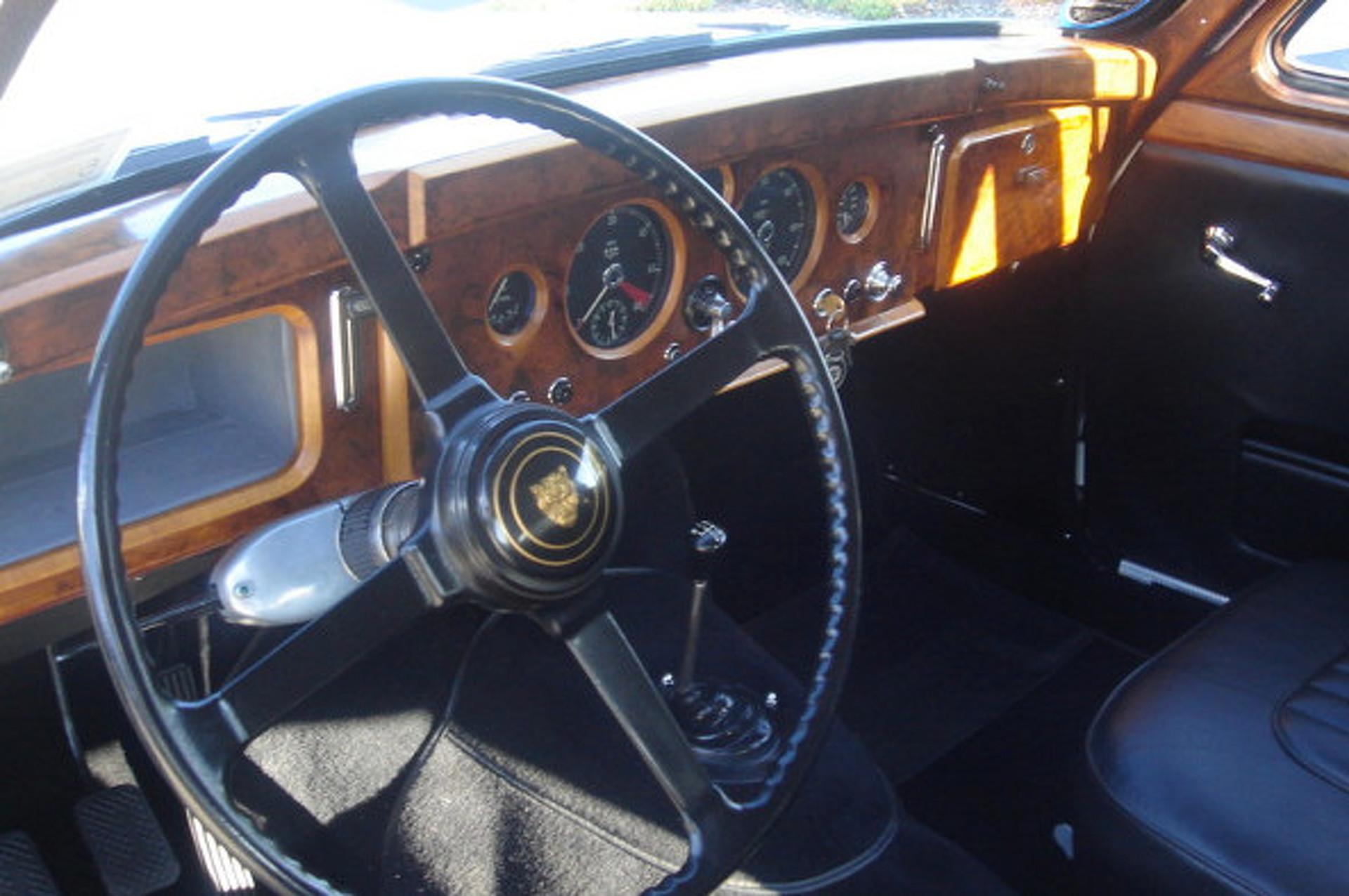 Jaguar (Maybe) Driven By JFK Now On eBay