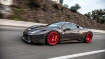Ferrari 458 Italia tricked out by Prior Design