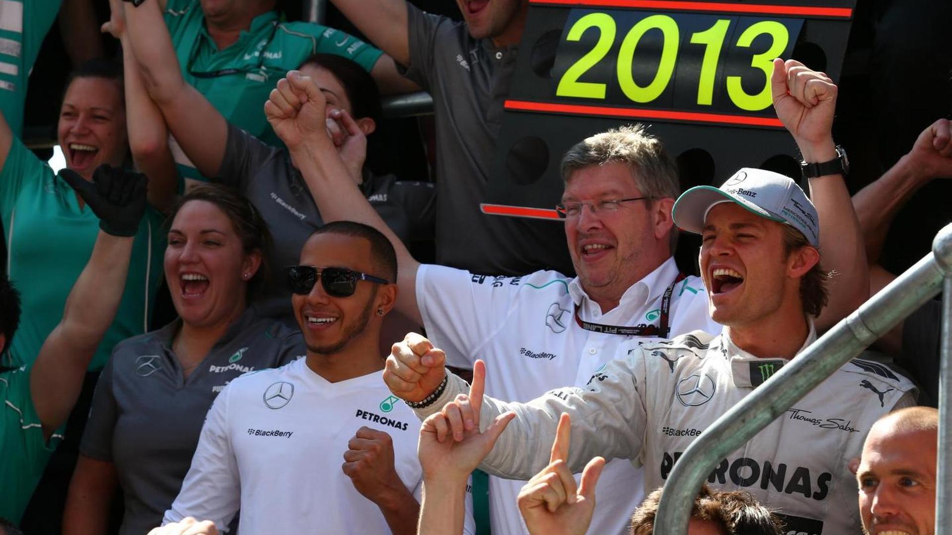 Mercedes to announce Brawn exit on Thursday