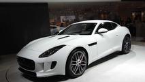 Jaguar F-Type Coupe at Tokyo Motor Show