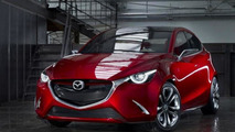 Mazda Hazumi concept leaked for a second time