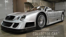 268 mph Mercedes Lotec C1000 going up for auction