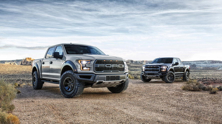 Ford to auction off special 2017 Raptor for charity