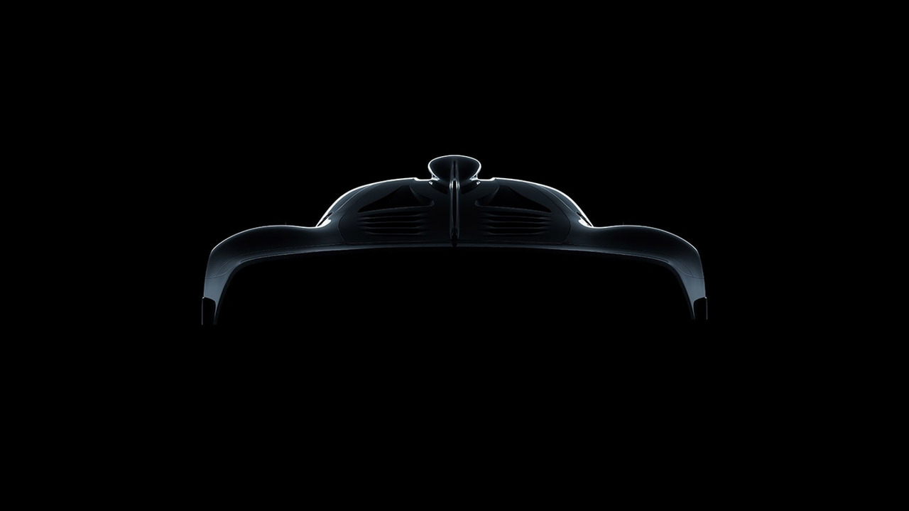 Mercedes amg hypercar officially named project one for Mercedes benz amg project one