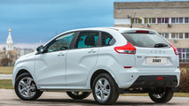 Production Lada XRAY officially unveiled