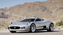 Bond villain to drive the Jaguar C-X75 in SPECTRE