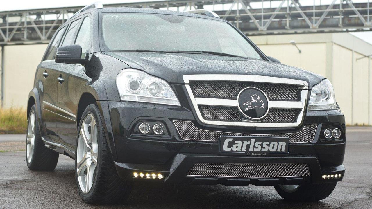 Carlsson CGL45 based on Mercedes-Benz GL Grand Edition 04.08.2011