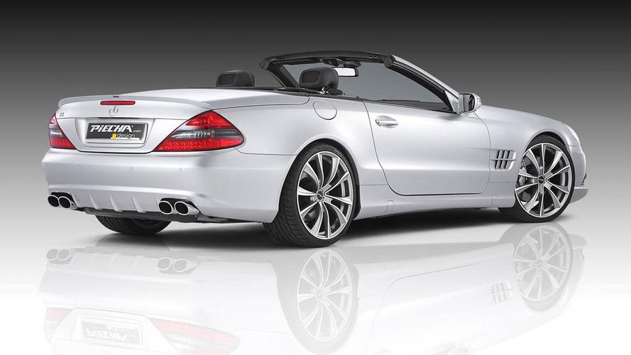 Mercedes SL by Piecha Design