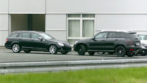 Latest Mercedes GLK Real Life Photos