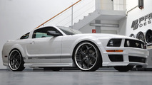 Ford Mustang styling kit by Prior Design